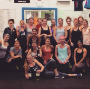 CrossFit Port Washington WOD + Wine