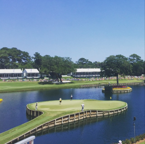 17th Hole at Sawgrass